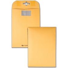 QUA 43468 Quality Park Resealable Redi-Tac Clasp Envelopes QUA43468