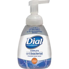DIA 02936 Dial Corp. Dial Complete Foaming Hand Wash DIA02936