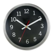 "AOP 2253B Artistic 9"" Round Wall Clock AOP2253B"