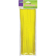 CKC 711005 Chenille Kraft Jumbo Assorted Chenille Stems CKC711005