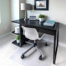 FLR 1115227ER Floortex Plush Pile Rectangular Chairmat FLR1115227ER
