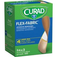 MII NON25650 Medline Comfort Cloth Adhesive Fabric Bandages MIINON25650