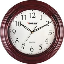 Lorell 60988 Wall Clock