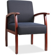 LLR68553 - Lorell Deluxe Guest Chair