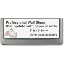 DBL 497637 Durable Click Sign DBL497637