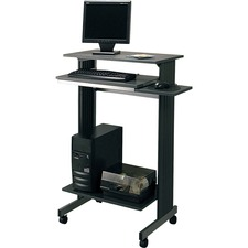 BDY643836 - Buddy Euroflex Stand Up Height Fixed Workstation