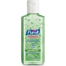 GOJ 963124 GOJO PURELL Instant Hand Sanitizer w/ Aloe GOJ963124