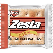 KEB00646 - Keebler&reg Zesta&reg Saltine Cracker Packs