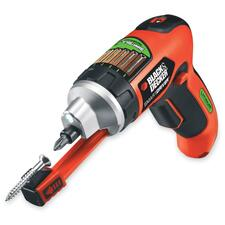 Black & Decker Lithium Screwdriver with SmartSelect Technology