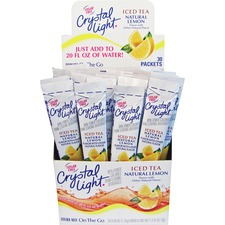 KRF 00757 Kraft Sugar-free Crystal Light OTG Mix Sticks KRF00757