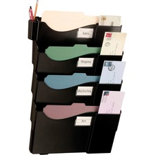 OIC 21724 Officemate Grande Central Wall Filing System OIC21724