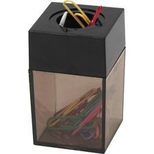 SPR 11796 Sparco Magnetic Paper Clip Dispenser SPR11796
