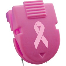 AVT 75349 Advantus Pink BCA Panel Wall Clip AVT75349