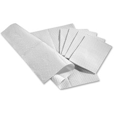 Medline NON24356W Dental Bibs Professional Towel