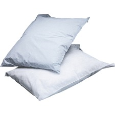 MII NON24345 Medline Poly Tissue Disposable Pillowcases MIINON24345