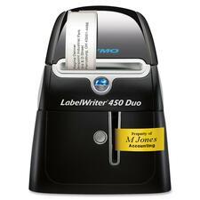 Sanford LabelWriter 450 DUO Direct Thermal Printer - Monochrome - Label Print