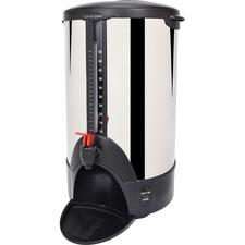 CFP CP50 Coffee Pro 50-cup Stainless Steel Urn/Coffeemaker CFPCP50