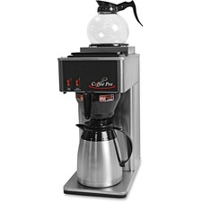 Coffee Pro Dual Brew Commercial Coffee Server