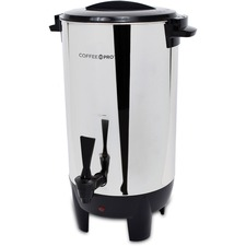 Coffee Pro 30-Cup Percolating Urn/Coffeemaker