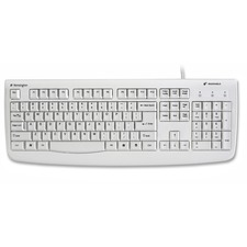 KMW 64406 Kensington Washable Antimicrobial Keyboard KMW64406