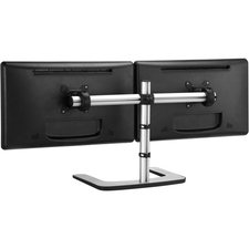 Visidec VFS-DH Freestanding Dual Display Stand with TAA Compliant