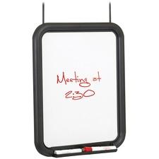 SAF 4158CH Safco Melamine Panel Dry Erase Markerboard w/ Tray SAF4158CH