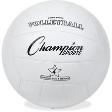 Champion Sport Official Size Rubber Volleyball