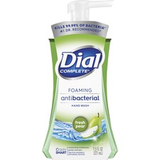 DIA 02934 Dial Corp. Dial Complete Foaming Hand Wash DIA02934