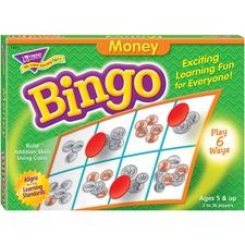 TEP T6071 Trend Money Bingo Games TEPT6071