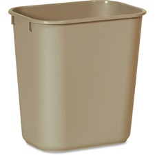 RCP 295500BG Rubbermaid Comm. Deskside Wastebasket RCP295500BG