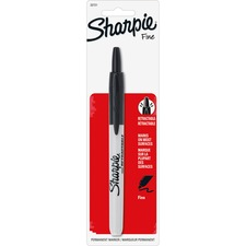 SAN 32721PP Sanford Sharpie Fine Point Retractable Markers SAN32721PP