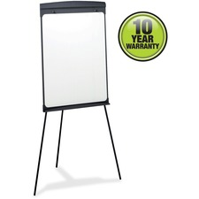 "Acco Contemporary Presentation Easel - 27"" (2.2 ft) Width x 35"" (2.9 ft) Height - 1 Each"