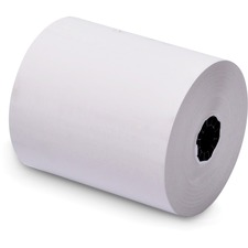 "NCR Receipt Paper - 3"" x 150 ft - 50 / Box - White"