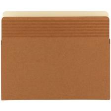 SMD 73209 Smead Easy Grip Str-cut Tab File Pockets SMD73209