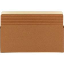 SMD 73211 Smead Easy Grip Str-cut Tab File Pockets SMD73211
