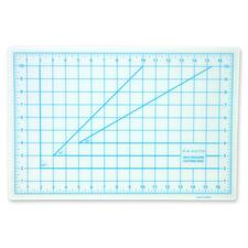 """Elmer's Self Healing Cutting Mat - Cutting - 36"""" (914.40 mm) Length x 24"""" (609.60 mm) Width - Translucent White"""