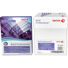 XER 3R13038 Xerox Bold Professional Quality Paper XER3R13038