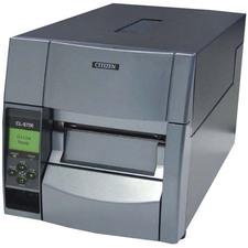 Citizen CL-S703 Direct Thermal/Thermal Transfer Printer - Monochrome - Desktop - Label Print - Ethernet - USB - Serial