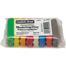 CKC 4092 Chenille Kraft Primary Colors Modeling Clay CKC4092