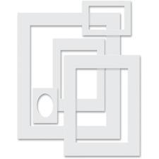 Pacon Pre-cut Mat Frames
