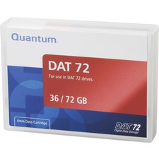 1pk Dat72 4mm Data Cartridge *Direct Ship Increment 100* / Mfr. No.: Cdm72