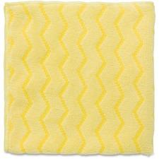 RCP Q610 Rubbermaid Comm. HYGEN Bathroom Cleaning Cloth RCPQ610