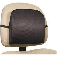 AVT 602804MH05 Advantus Memory Foam Massage Lumbar Cushion AVT602804MH05