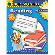 TCR 3488 Teacher Created Res. Warm-up Grade 2 Reading Rook  TCR3488