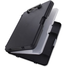 SAU 00552 Saunders Poly Storage Clipboard SAU00552
