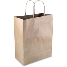 COS091565 - COSCO Premium Large Brown Paper Shopping Bags