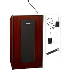 APLSW450 - AmpliVox SW450 - Wireless Presidential Plus Lectern