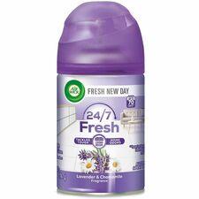 RAC 77961 Reckitt Benckiser Freshmatic Refill Lavender Spray RAC77961
