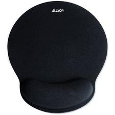 ASP 30203 Allsop Memory Foam Wrist Rest Mouse Pad ASP30203