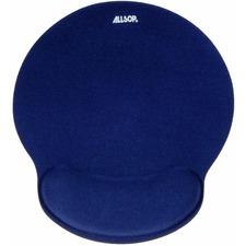 ASP 30206 Allsop Memory Foam Wrist Rest Mouse Pad ASP30206